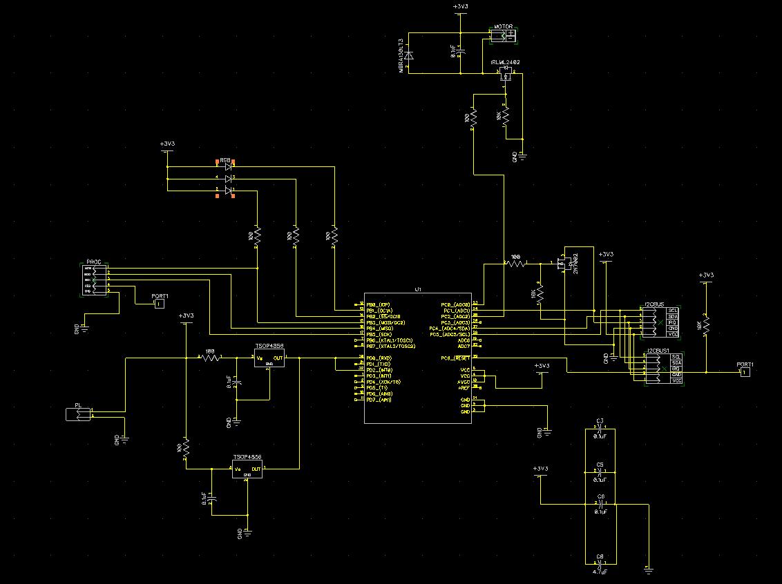 pinboard 1.1 схема